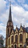 Dreikonigskirche, Frankfurt Stock Images