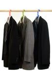 Dreitägiges Geschäfts-Kleid Stockfoto