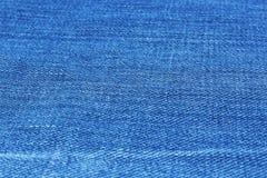 Drelichowa cajg tekstura Drelichowa tło tekstura dla projekta Brezentowa drelichowa tekstura Błękitny drelich który może używać j Fotografia Stock