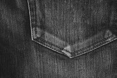 Drelichowy cajgowy tekstury tło zdjęcia stock
