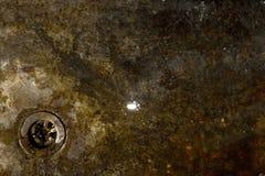 Dren de la alcantarilla Foto de archivo