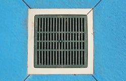 Dren de la piscina fotos de archivo