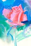 Drenaje por el pastel Imagen de archivo libre de regalías