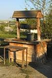 Drene-bien para el agua potable Foto de archivo libre de regalías