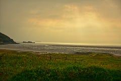 Drene el océano Foto de archivo