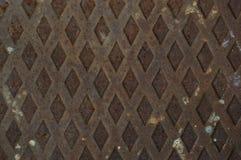 Drene a textura da coberta Imagem de Stock Royalty Free