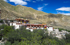 Drepung monastery Royalty Free Stock Photos