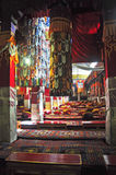 Drepung Monastery Interior Royalty Free Stock Photo