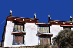 Drepung Monastery Royalty Free Stock Images