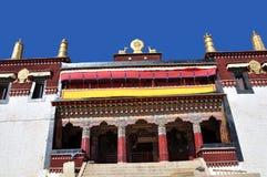 Drepung Monastery Royalty Free Stock Image