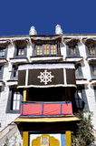 Drepung Monastery Stock Photography