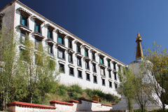 Drepung Monastery, Tibet Royalty Free Stock Photography