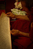 Drepung Monastic University, Lhasa Tibet Stock Photography