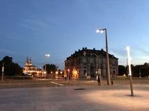 A Dresda Fotografia Stock