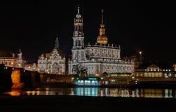 Dresda Fotografia Stock Libera da Diritti