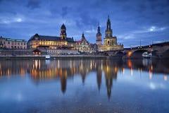 Dresda. immagini stock