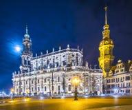 Dresda Fotografia Stock