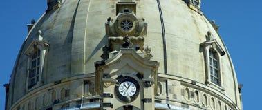 Dresda Frauenkirche una chiesa luterana archivi video