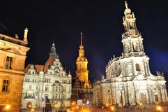 Dresda, Germania Immagine Stock Libera da Diritti