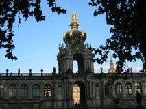 Dresda, Germania 3 Fotografie Stock Libere da Diritti