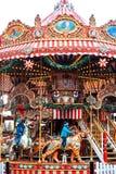 Dresda, Germania, il 19 dicembre 2016: Mercato di Natale Dresda, Germania Celebrazione del Natale in Europa Fotografie Stock Libere da Diritti