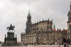 Dresde Photos libres de droits