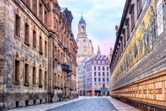 Dresde, Allemagne images stock