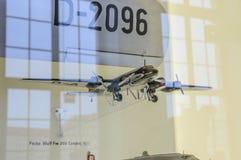 DRESDE, ALLEMAGNE - L'AMI 2015 : avion de passagers Focke Wulf Fw 200 C Images libres de droits