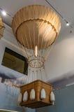 DRESDE, ALLEMAGNE - L'AMI 2015 : ballon antique à Dresde Transpor Image stock