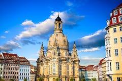 dresden Германия стоковые фотографии rf