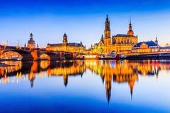 dresden Германия стоковое изображение