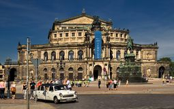 Dresden Royalty Free Stock Image