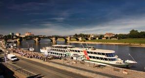 Dresden Fotografia Stock