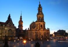 Dresden Arkivfoto