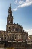 Dresden Imagem de Stock Royalty Free
