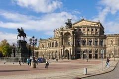 Dresden Fotografia de Stock Royalty Free