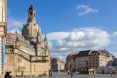 Dresden Imagem de Stock