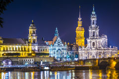 Dresden Royaltyfri Foto