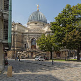 Dresden Academy of Arts, Germany Royalty Free Stock Image