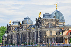 Dresden Academy of Fine Arts royalty free stock photos
