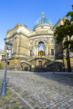 Dresden, Academy of Fine Arts Stock Photography
