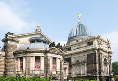 Dresden Academy of Fine Arts Stock Image