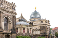 Dresden Academy of Fine Arts royalty free stock image