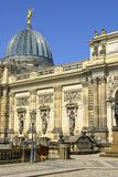 Dresden Academy of Fine Arts, Saxony, Germany Stock Photos