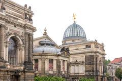Dresden-Akademie von schönen Künsten Lizenzfreies Stockbild