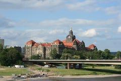 Dresden Alemanha Fotografia de Stock