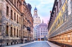 Dresden, Alemanha imagens de stock