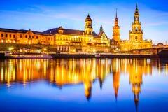 Dresden, Alemanha fotos de stock royalty free