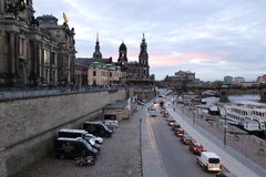 Dresden Alemania Imagen de archivo