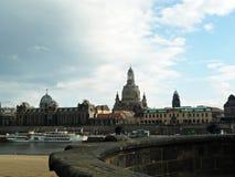 Dresden-alte Stadt Lizenzfreie Stockfotos